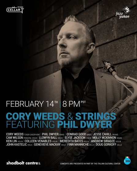 CORY WEEDS & STRINGS FEATURING PHIL DWYER